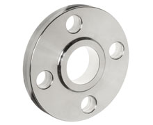 SS 304l Slip on raised face flange